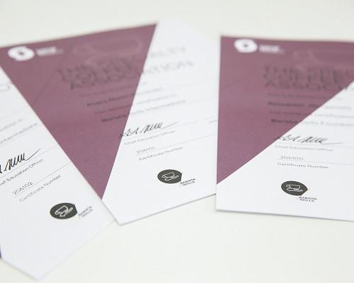 Certificación SCA Foundation