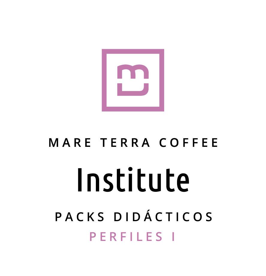 Pack de Café Didáctico: Perfiles I